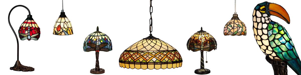 Tiffanylampor