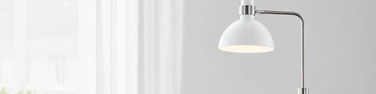 Golvläslampor