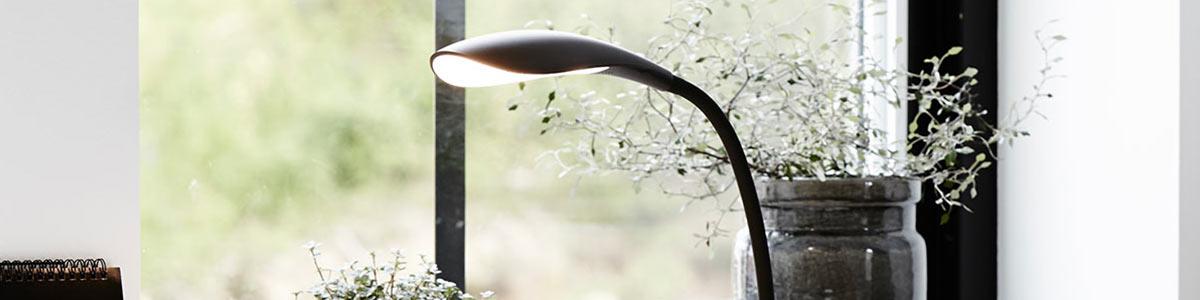 Skrivbordslampor & Läslampor