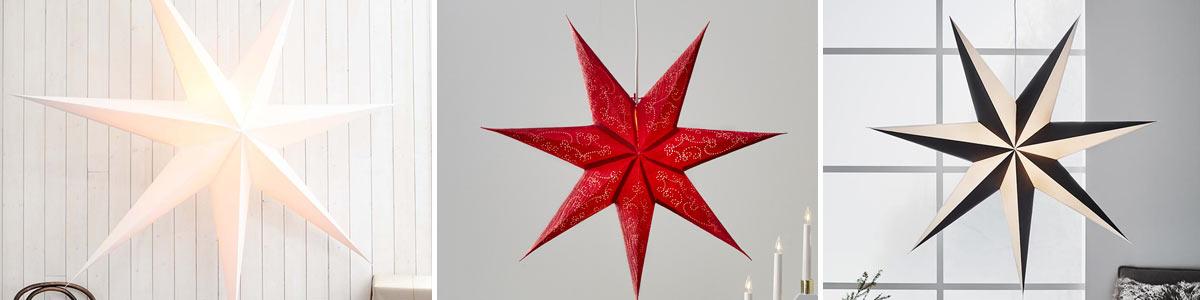 Stora Julstjärnor