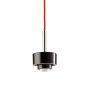 Smycka Svart/Röd Pendel från Ifö Electric
