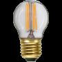 Klot  E27 4W Soft Glow Dimbar Led från Star Trading