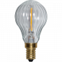 Klot E14 0,8W Soft Glow Dimbar Led från Star Trading