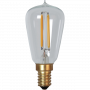 Lyktlampa E14 1,7W Soft Glow Dimbar Led från Star Trading
