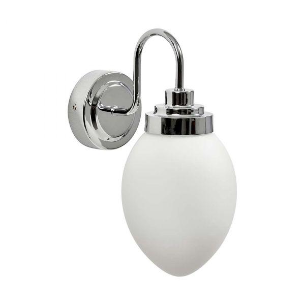 Garpen Krom IP44 Vägglampa