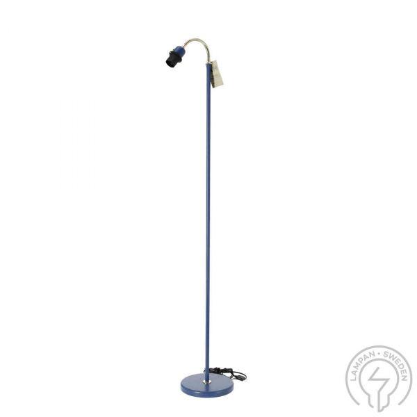 Haga Golvlampa 140cm Blå