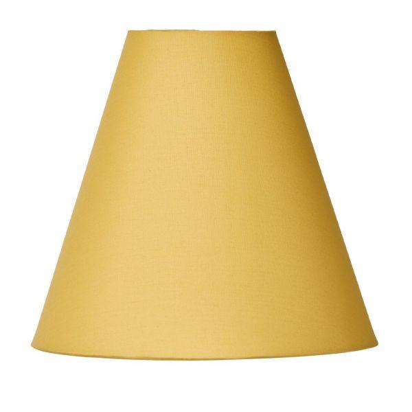 Lilja Lampskärm 20cm Gul
