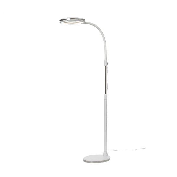 Varnhem Förstoringslampan 3-Dioptri Led/Dimmer Golv