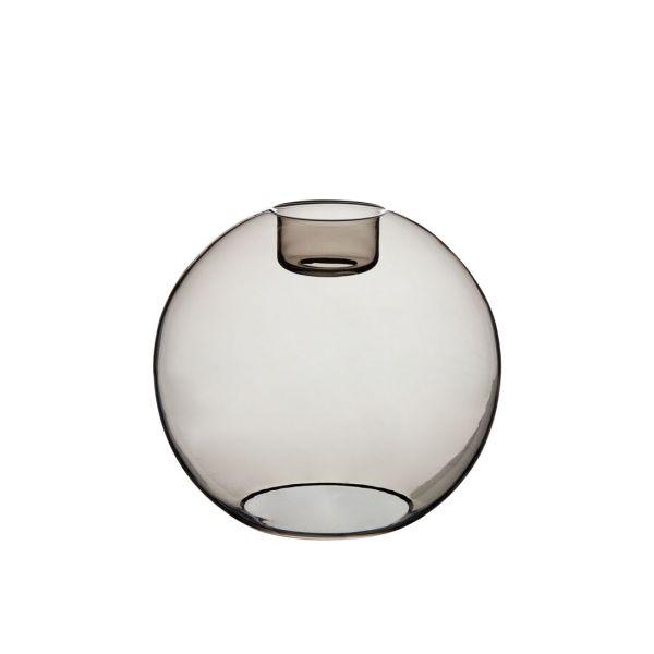 Gloria rökfärgat glas 26cm