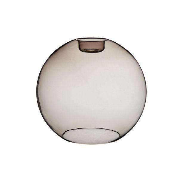 Gloria rökfärgat glas 38cm