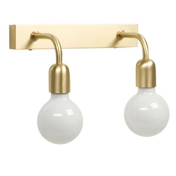 Regal Mässing 2:A Ip21 Vägglampa