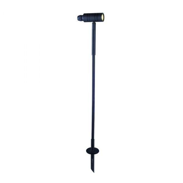 Bolthi LED 12V Spotlight Pole 2-pack Svart