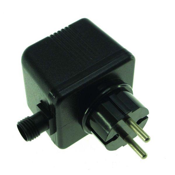 Bolthi Transformator Plug in 20W Svart
