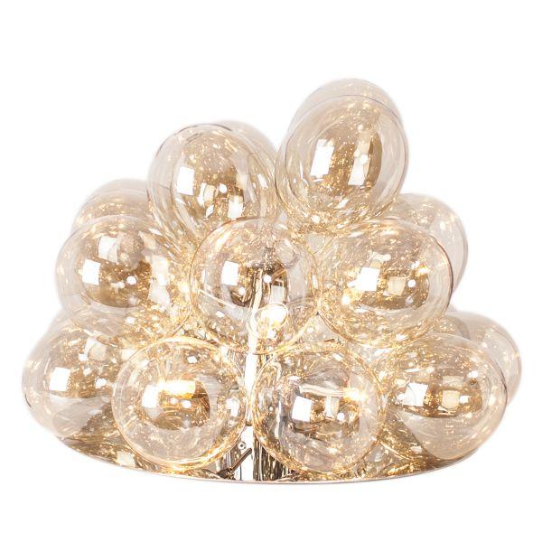 Gross Amber 38cm Bordslampa
