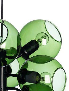 Tage Reservglas Grön