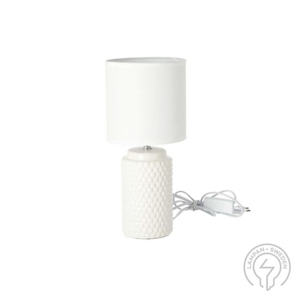 Bubble Vit Bordslampa