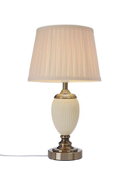 Ottilia Beige Bordslampa
