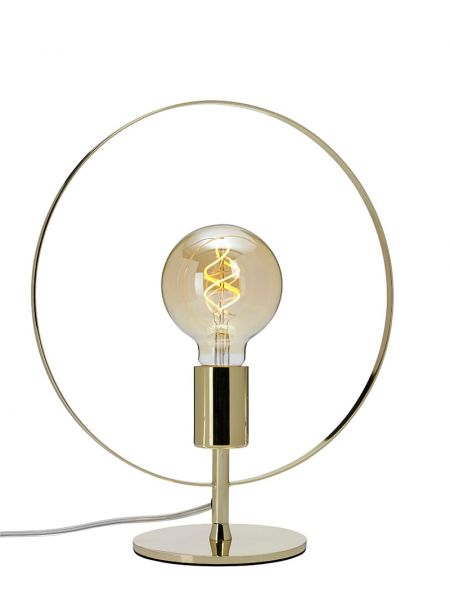 Spartan Ringo Mässing Bordslampa
