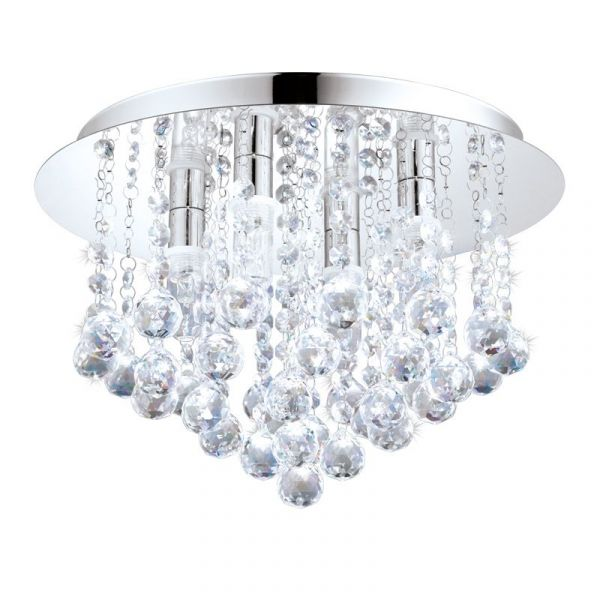 Almonte Ip44 Kristallplafond
