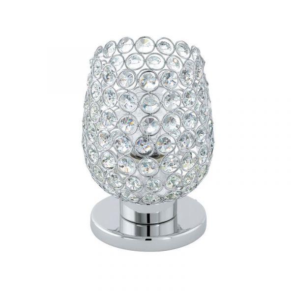 Bonares Kristall Bordslampa