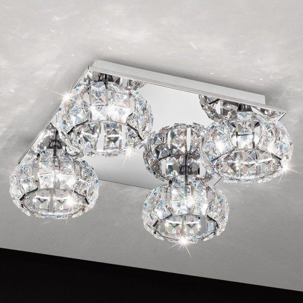 Corliano 40X40 Led Plafond