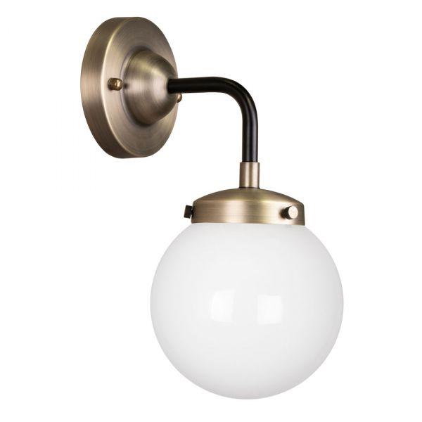 Alley IP44 Vägglampa Mässing 30cm