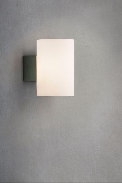 Evoke Antracit Large E14 Vägglampa