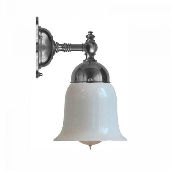 Adelborg Nickel IP21 Vägglampa