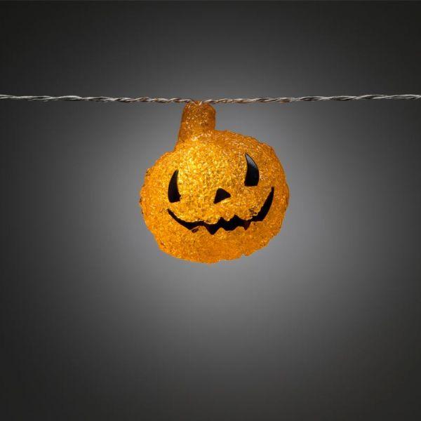 Halloween Slinga 3,5M Batteri/Led/Timer