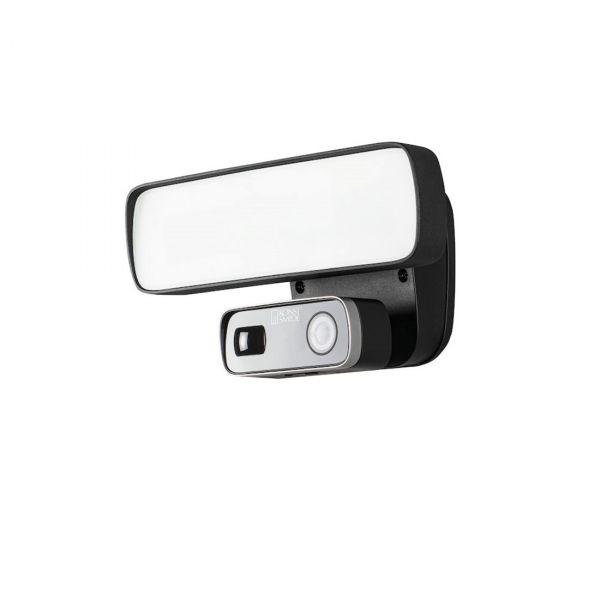 Smartlight 18W Kamera, Högtalare, Microfon och Wifi Svart