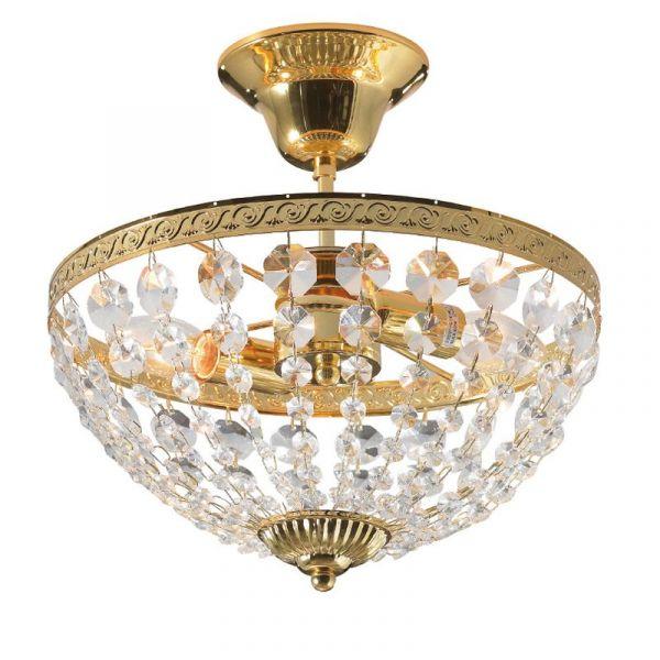 Hanaskog Guld Kristallplafond