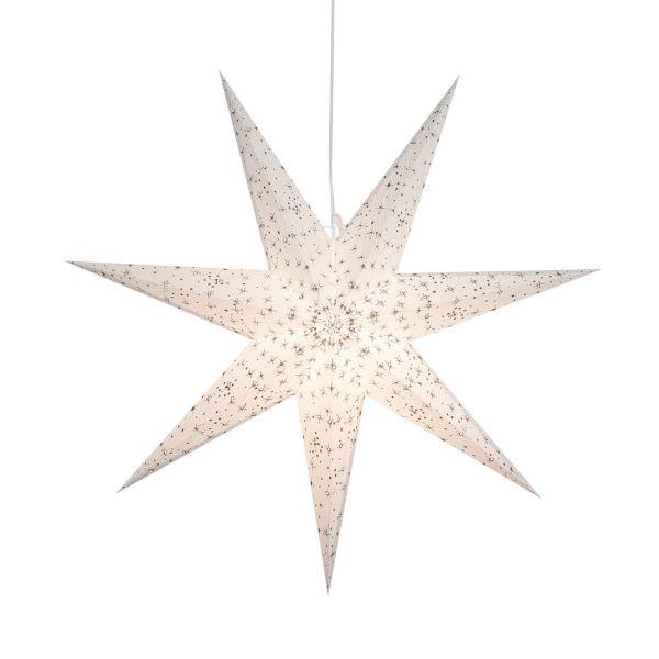 Olivia Vit 75cm Julstjärna