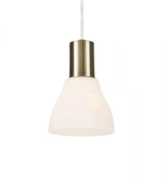 Vero Antik/Opal Fönsterlampa