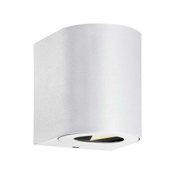 Canto 2 Vägglampa Vit 2x6W IP44