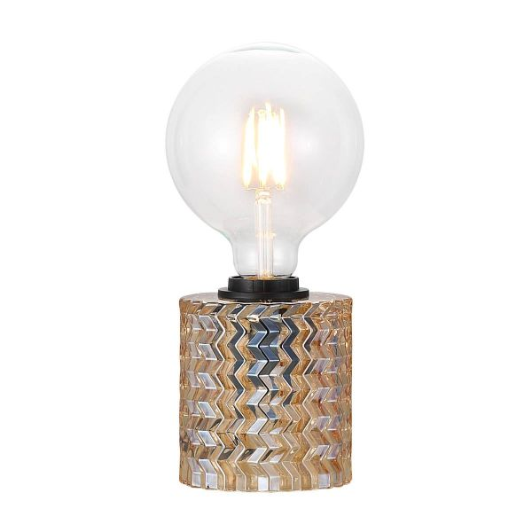 Hollywood Amber Bordslampa