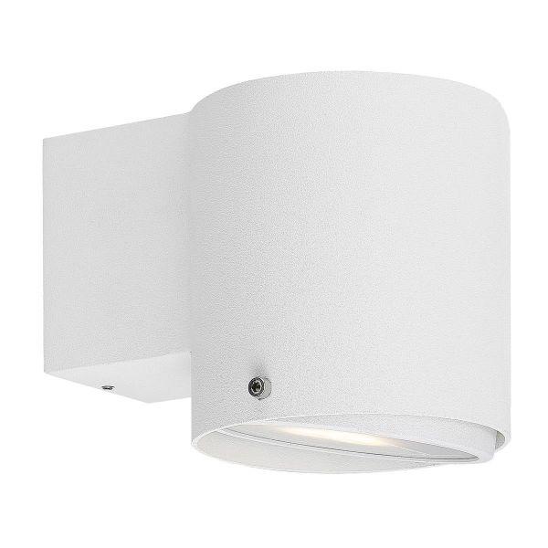 IP S5 Vit IP44 Vägglampa