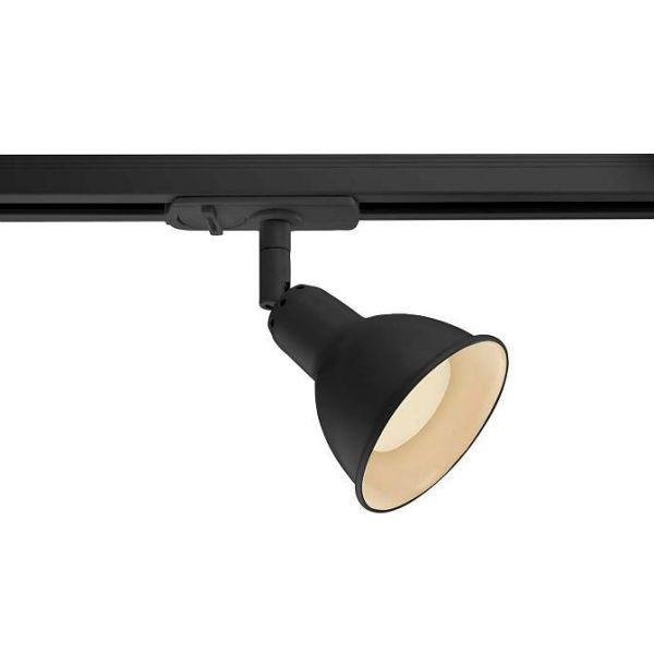 Link Single Svart Spotlight