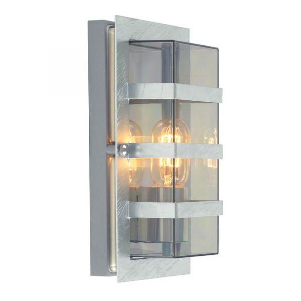 Boden Galv/Klar Ip54 Vägglampa
