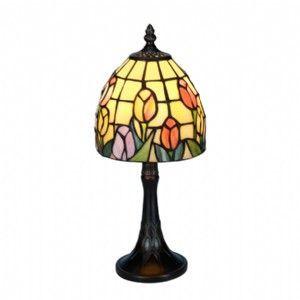 Tulipana Tiffany 15cm Bordslampa
