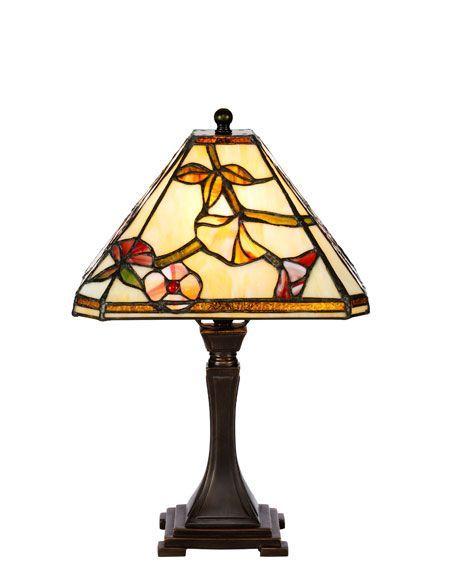 Våreld Tiffany 26cm Bordslampa