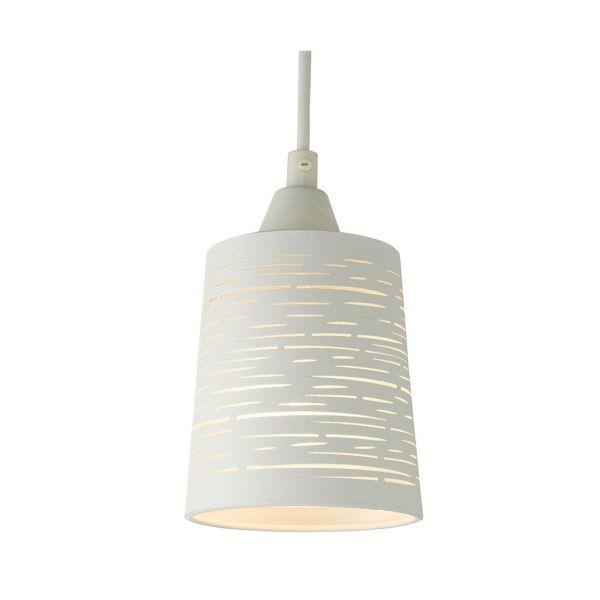 Candy Fönsterlampa Vit Metall 10cm
