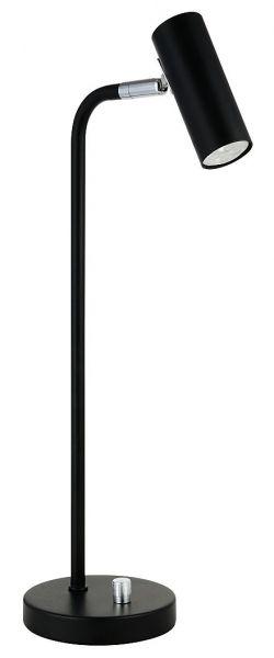 Mini Svart Dimbar Skrivbordslampa