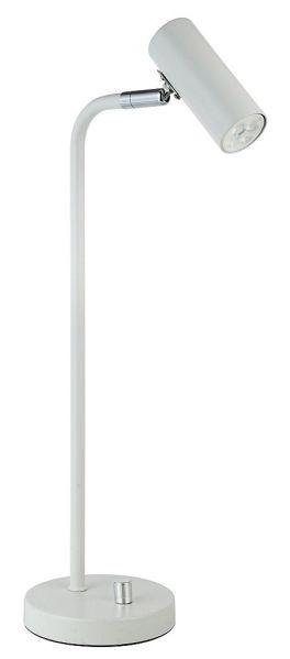 Mini Vit Dimbar Skrivbordslampa
