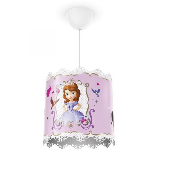 Sofia The First Taklampa