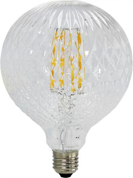 Elegance LED Cristal 125mm Klar