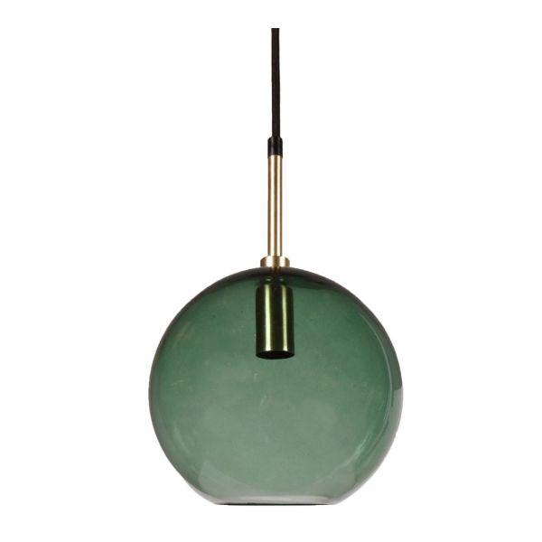 Milla Guld/Grön Fönsterlampa