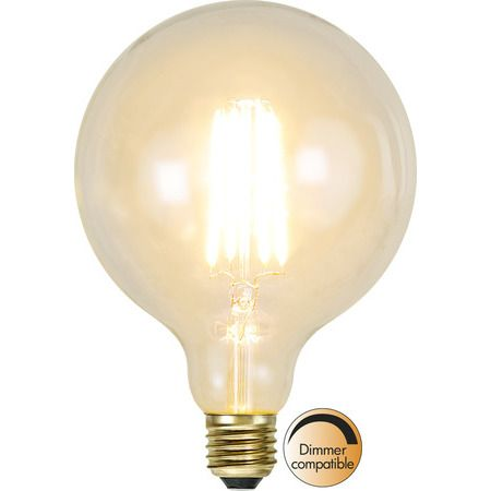 Glob 125 E27 3,6W Soft Glow Dimbar Led