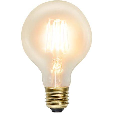Glob 80 E27 2,3W Soft Glow Led