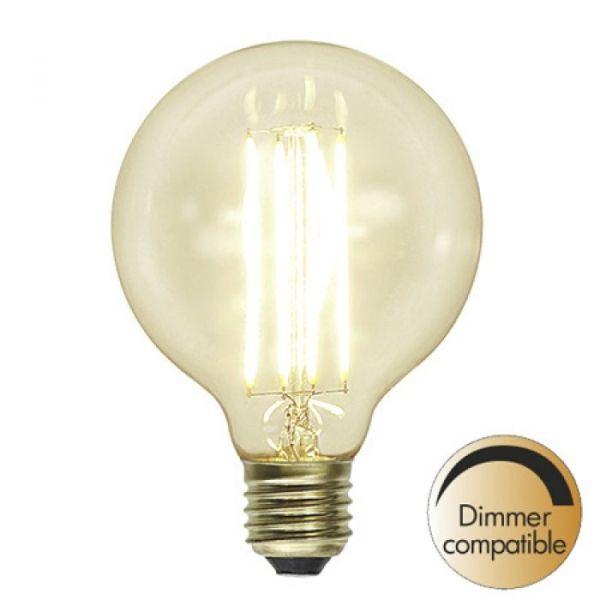 Glob 95 E27  3,6W Soft Glow Dimbar Led