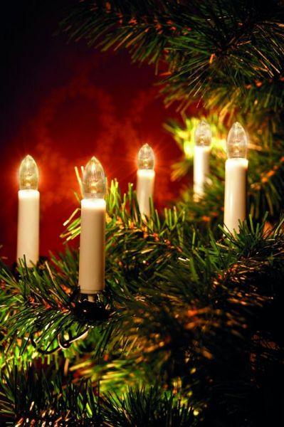 Julgransbelysning 16-Led Inne